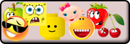 Online Coloring - How to use the Expressions (Smiley) Category Coloring Tool