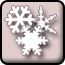 Online Coloring - How to use the Small Snowflakes Elements Coloring Tool
