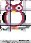 Owl #23 - Animals - animal pattern