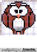 Owl #24 - Animals - animal pattern