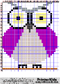 Owl #34 - Old Owl - Animals - owl pattern