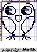 Owl #45 - Animal - animal pattern