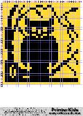 Owl #48 - Halloween - Animal - animal pattern