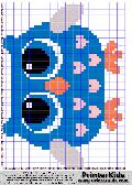 Owl #53 - Animal - animal pattern