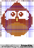Owl #64 - Animals - animal pattern