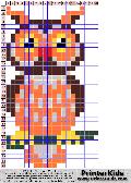 Owl #68 - Animals - animal pattern