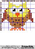 Owl #69 - Animals - animal pattern