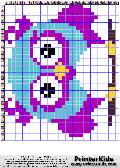 Owl #85 - Animals - animal pattern