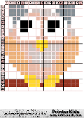 Owl #88 - Animals - animal pattern