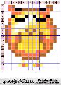 Owl #103 - Animals - animal pattern