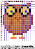 Owl #104 - Animals - animal pattern