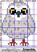 Owl #106 - Animals - animal pattern