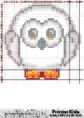 Owl #111 - Animals - animal pattern