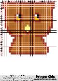 Owl #113 - Animals - animal pattern