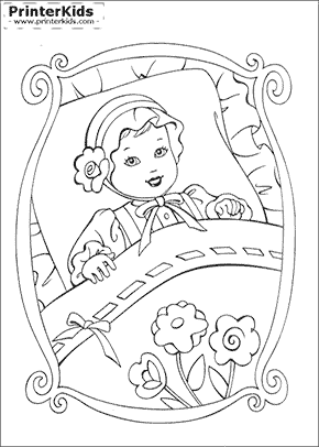 Barbie as the Princess and the Pauper Coloring Pages