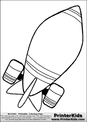 Bloons TD5 - ZOMG #4 - Coloring Page
