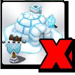 Negativ (-20%) cold Boost Building for Kærligheds dragons