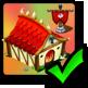 fire Boost Building for Kærligheds dragons