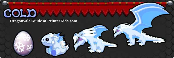 Dragonvale Guide cold