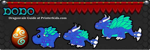Dragonvale Guide dodo