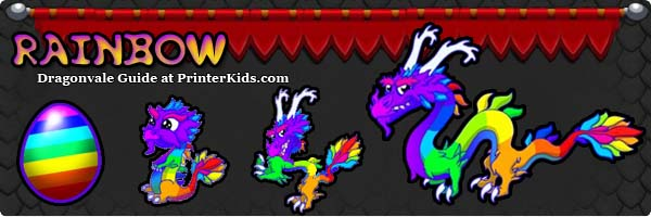 rainbow dragon dragonvale
