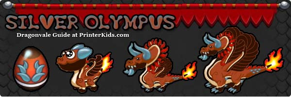 Dragonvale Guide silverolympus