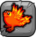 blazing Dragonvale Baby Drage icon