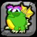 cactus Dragonvale Baby Dragon