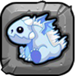 cold Dragonvale Baby Dragon