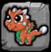 Copper Dragonvale Baby Drage