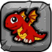 fire Dragonvale Baby Drage icon