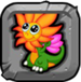 flower Dragonvale Baby Drage icon
