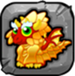 gold Dragonvale Baby Dragon