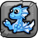 ice Dragonvale Baby Drage icon