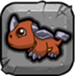 iron Dragonvale Baby Dragon