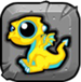 lightning Dragonvale Baby Dragon