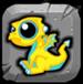 Lightning Dragonvale Baby Drage