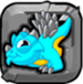 Magnetic Dragonvale Baby Drage