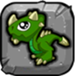 malachite Dragonvale Baby Dragon