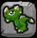 malachite Dragonvale Baby Drage icon