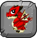 paper Dragonvale Baby Drage icon