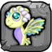Pearl Dragonvale Baby Drage