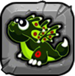 poison Dragonvale Baby Drage icon