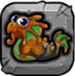 rust Dragonvale Baby Dragon