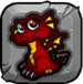 scorch Dragonvale Baby Dragon