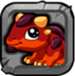 scoria Dragonvale Baby Dragon