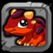 scoria Dragonvale Baby Drage icon