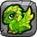 seasonal Dragonvale Baby Dragon