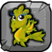 seaweed Dragonvale Baby Drage icon
