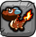 silverolympus Dragonvale Baby Dragon